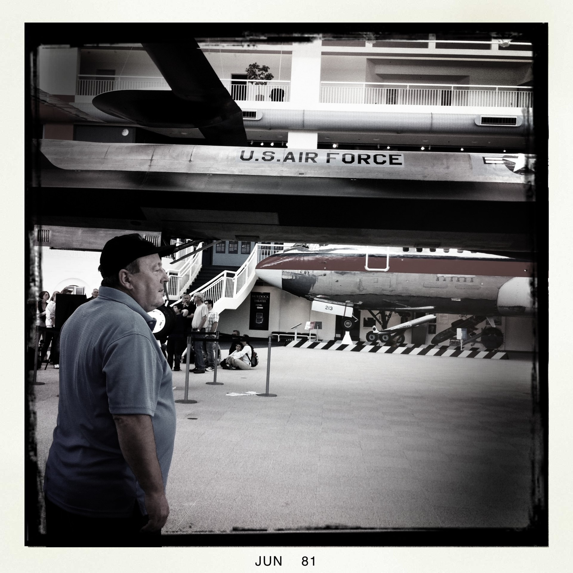Made a trip to the Museum of Flight where we got to run around on Air Force One... the older one, hehe. Crazy how much has changed with design.
