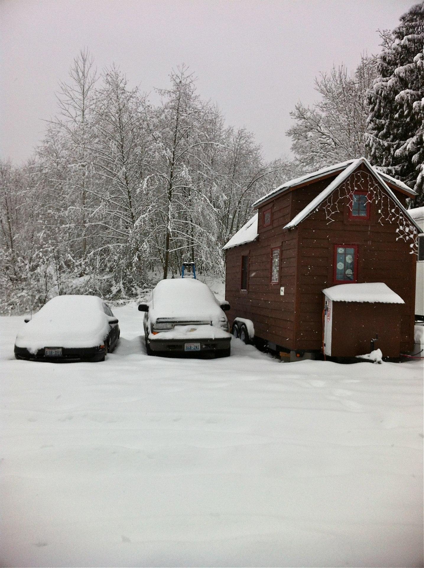 Tiny Tack House   Winter 2011-12