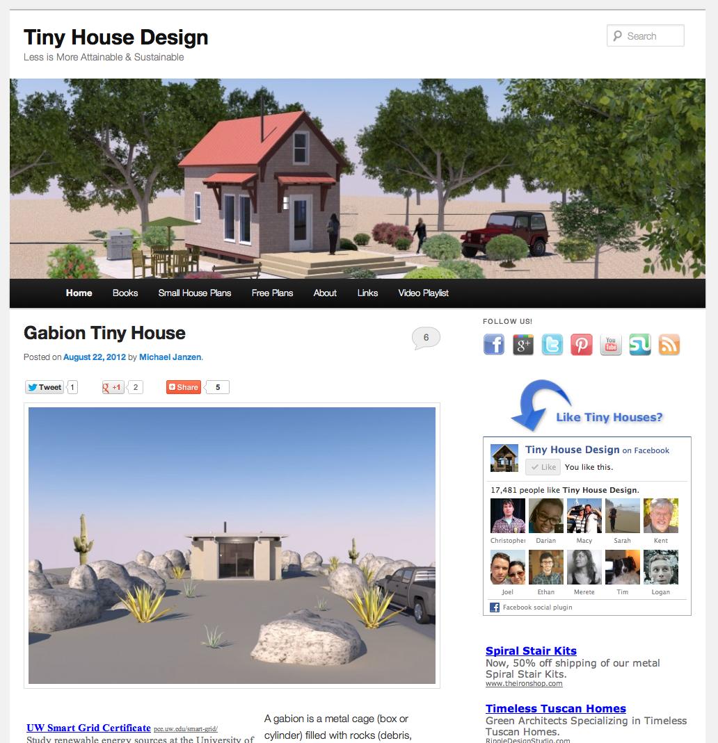 TinyHouseDesign.com