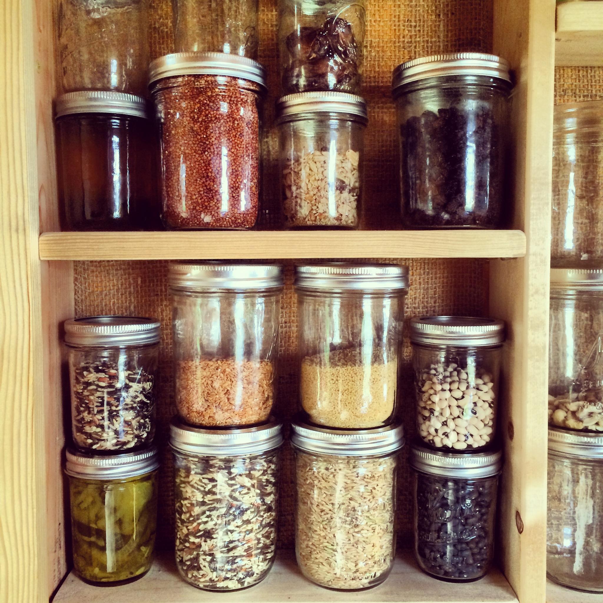 Food jars!