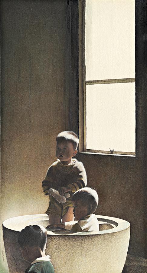 Children of the Vestibule