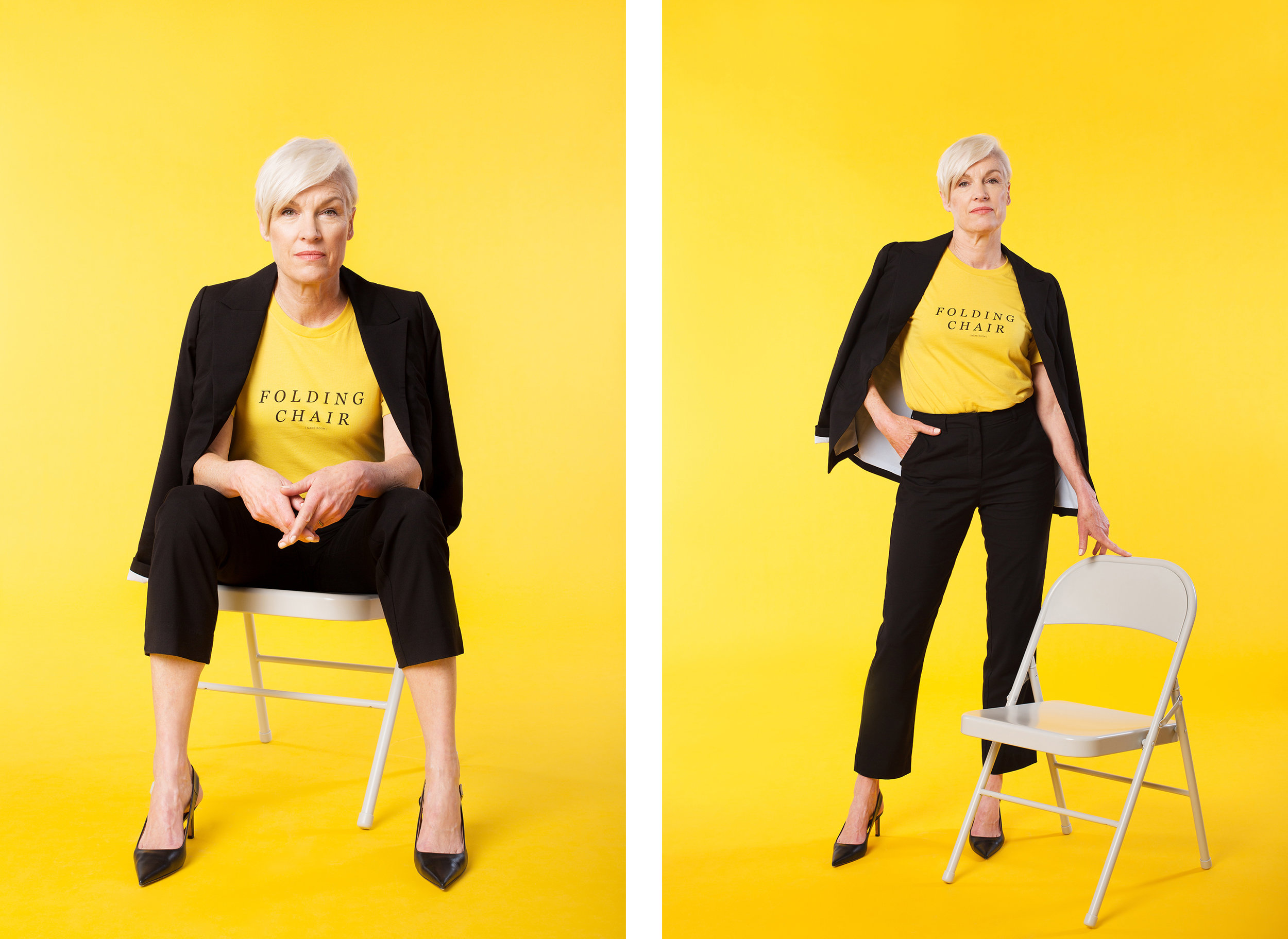 Cecile Richards x WILDFANG