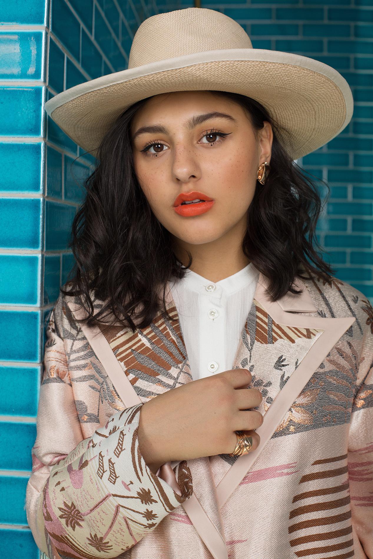 Rhianne Barreto for Bust Magazine