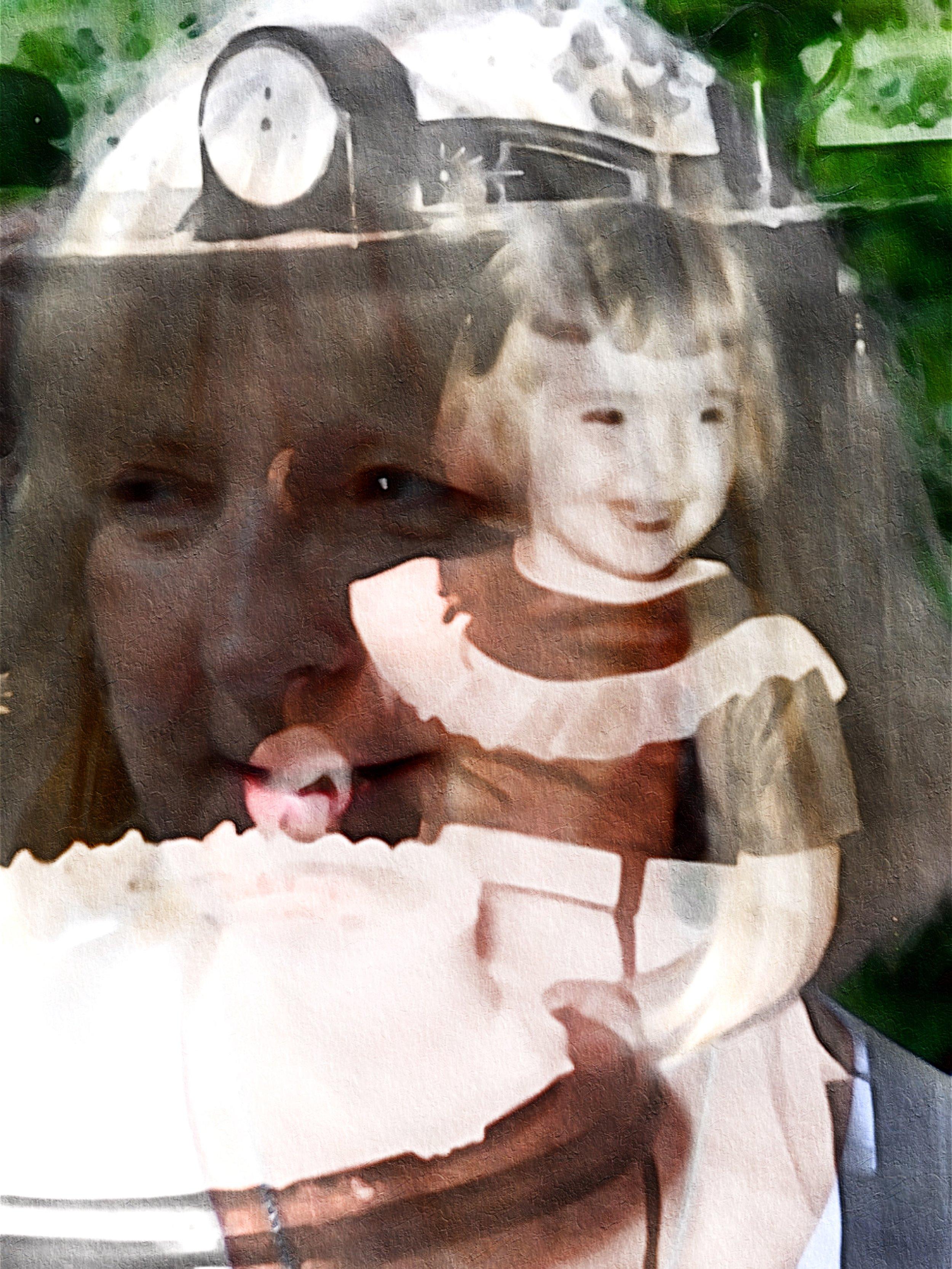 Happy birthday to my best big sister - Fotoda, iColorama