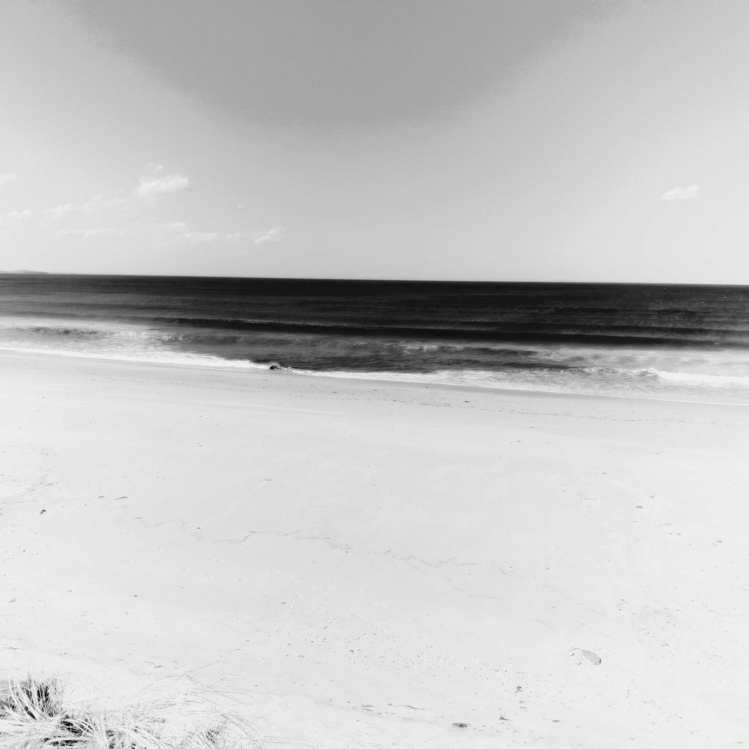 Barren Beach -