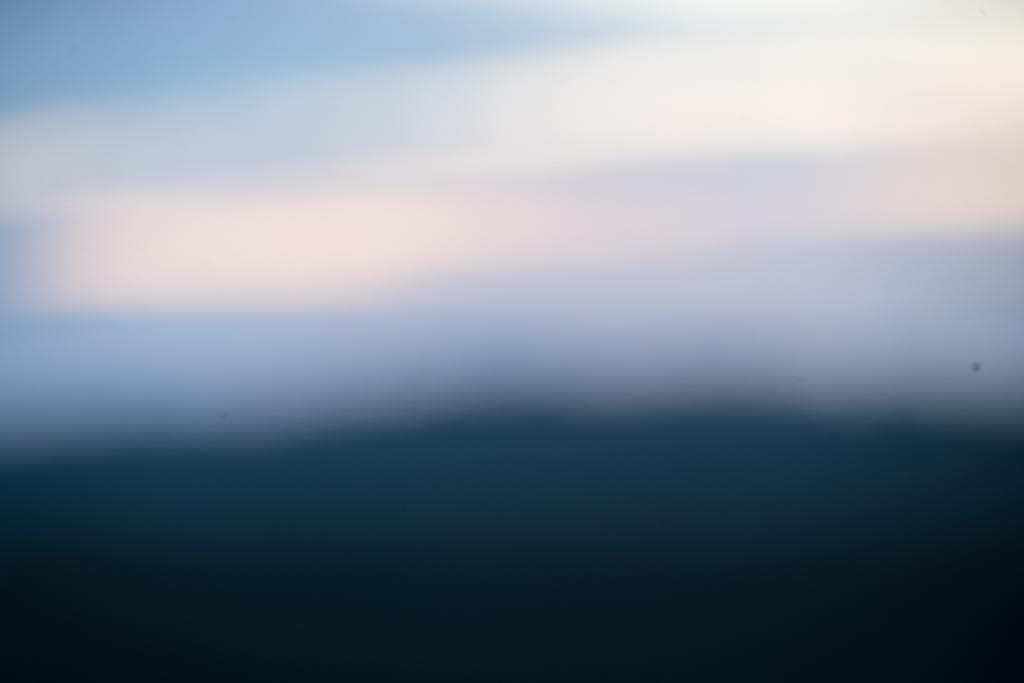 Blurry mind -