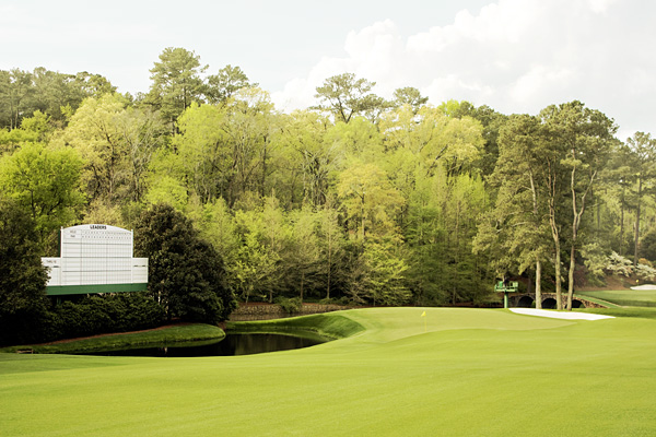 Augusta National Golf Club and the Masters golf tournament