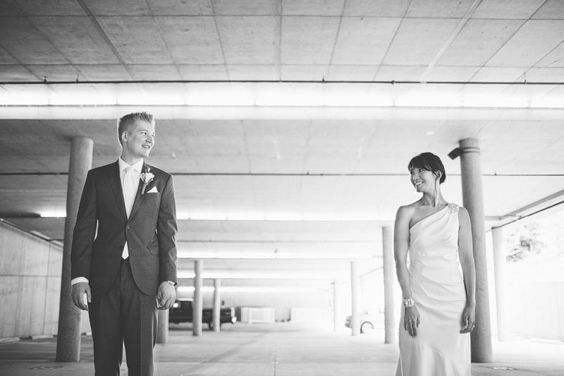 Olympic Sculpture Park wedding photography