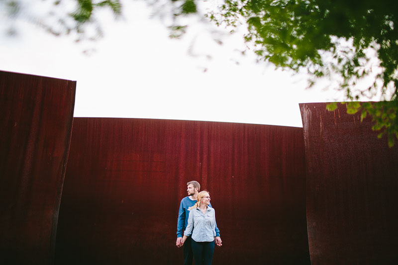 Seattle engagement photography by Mike Fiechtner Photography