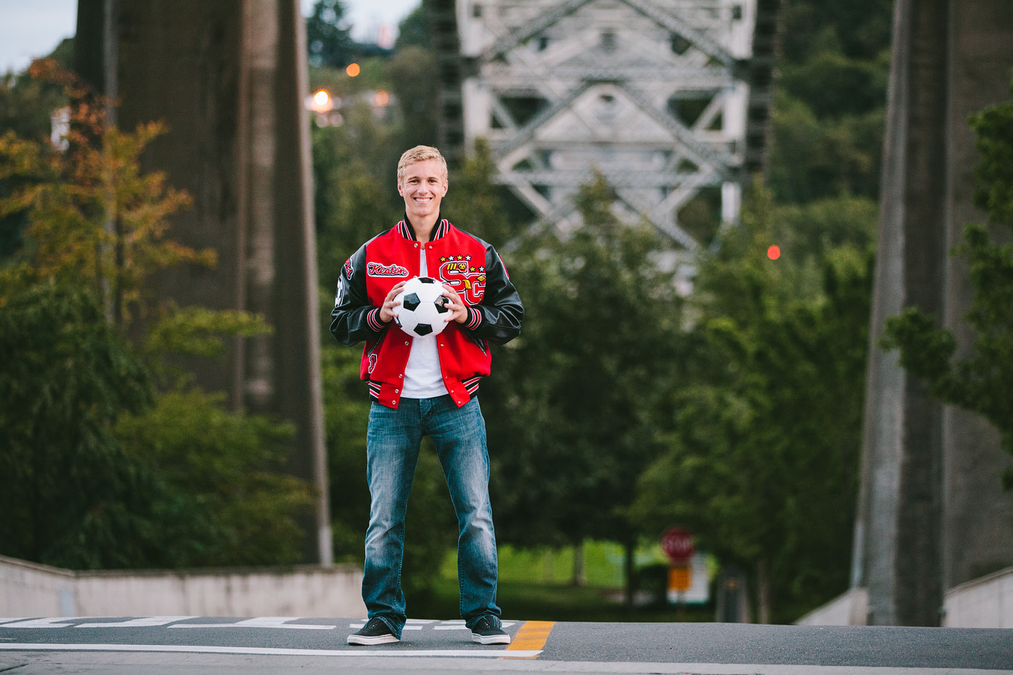 Seattle senior photography - Mike Fiechtner Photography