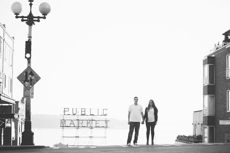 Seattle engagement photographer Mike Fiechtner