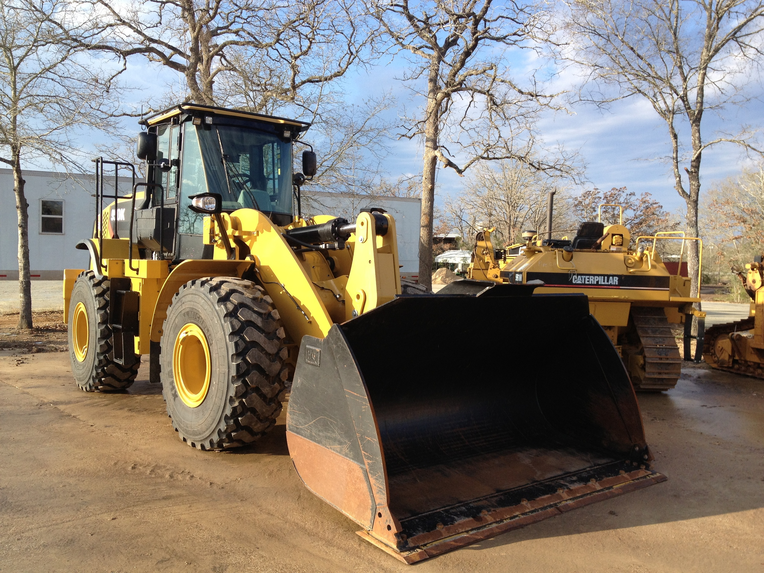 950K Caterpillar Wheel Loader