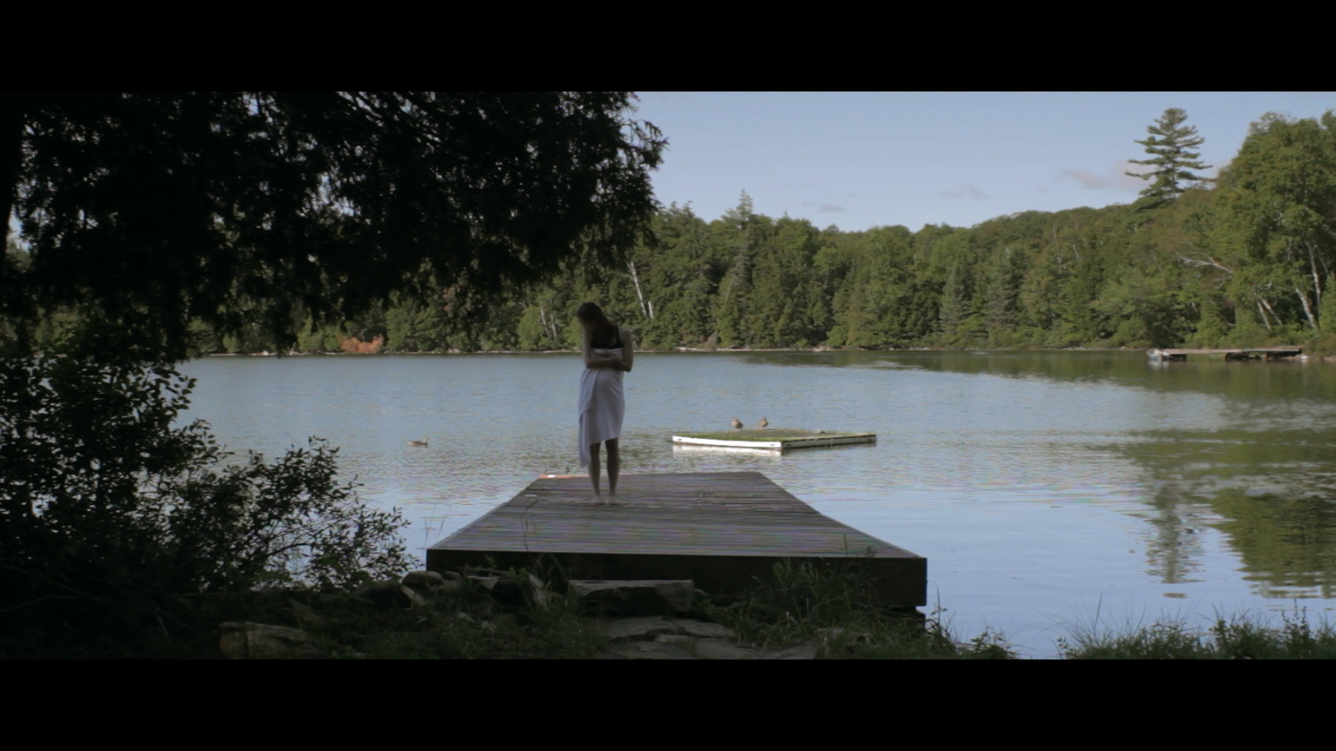 THE WATER'S FINE (2013)
