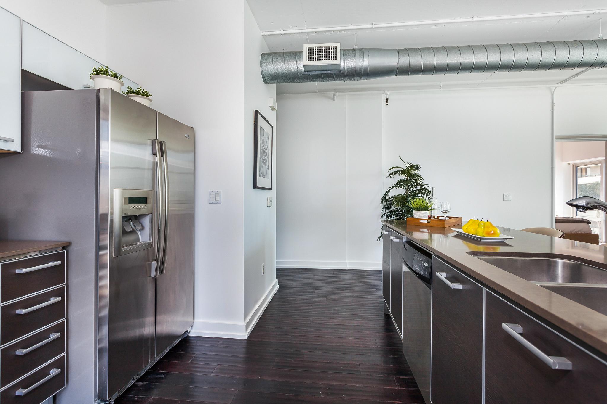 detail view of kitchen