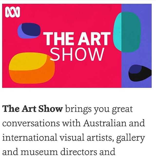 So thrilled to be a guest on Radio National's The Art Show. @abc_arts  This morning, 10 am.  It'd be for their studio artist segment, which is a series of three, five minute interviews over the course of the 55 minute program. I'd work on a porcelain creature while I am in the studio.  Yeaaa  @edwinacorlettegallery @olsen_gallery @scottliveseygalleries  #radionational  #abcarts #abcradio