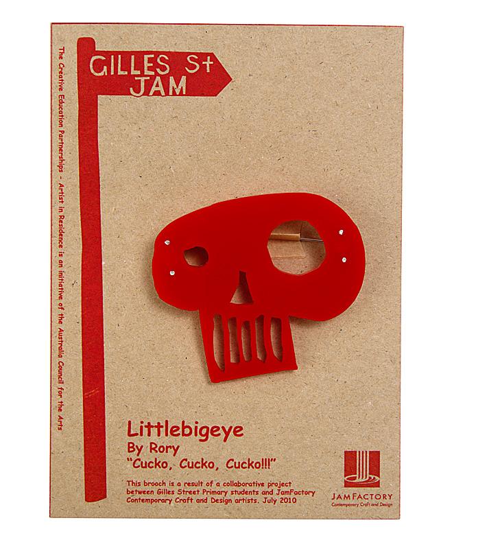 Littlebigeye by Rory