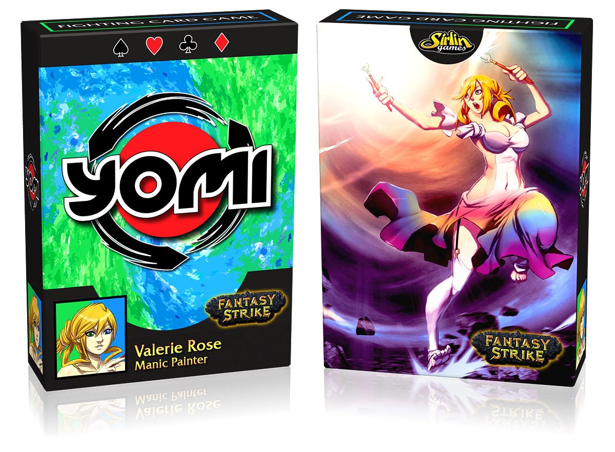 Yomi — Sirlin Net — Game Design