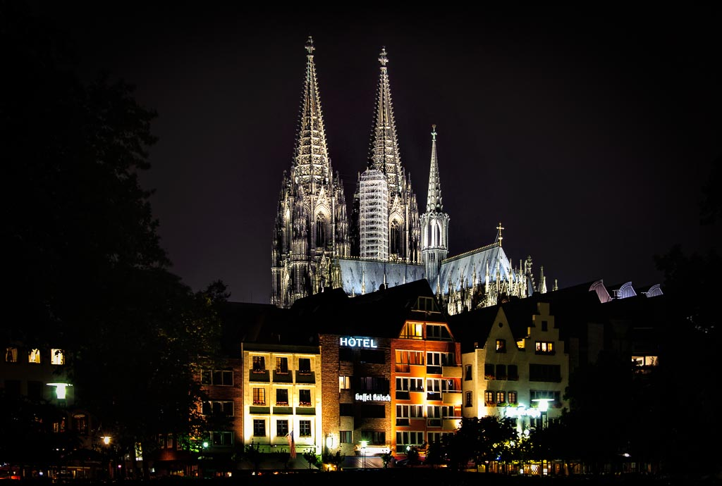 C  ologne Cathedral, Cologne, Germany