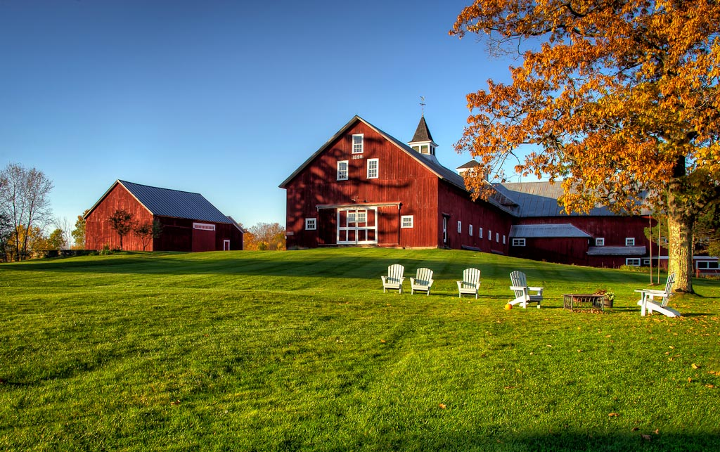 The Inn   at Mountain View Farms, East Burke, Vermont