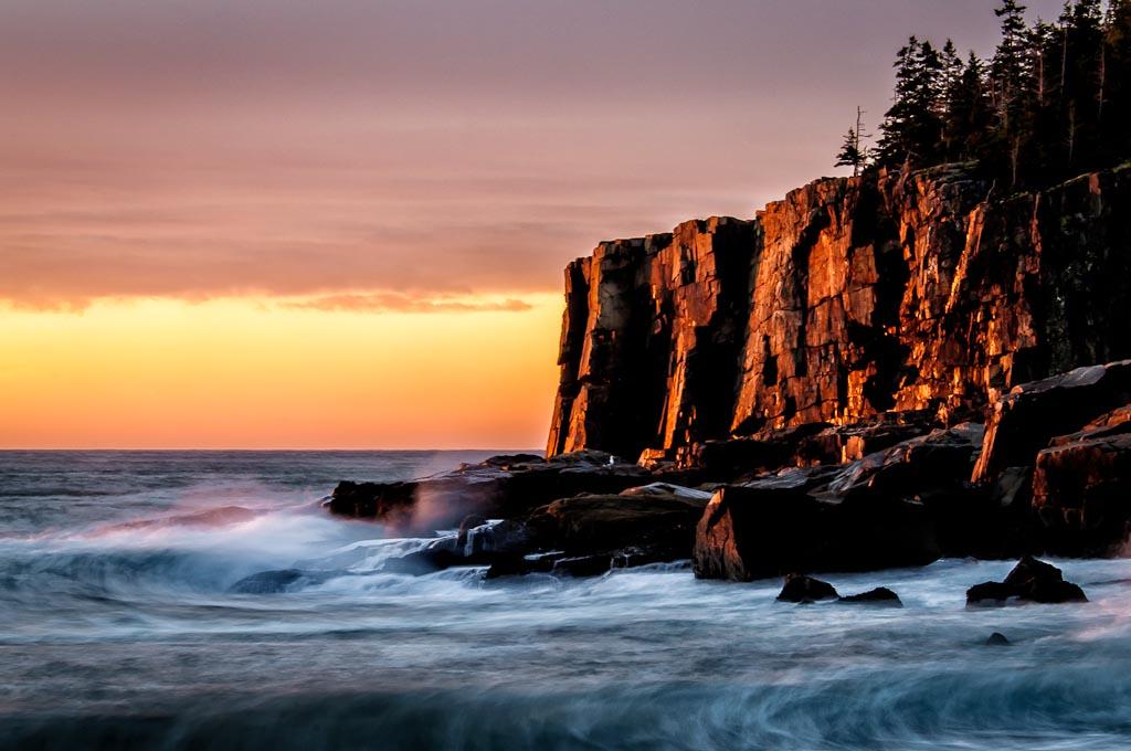 Otter   Beach, Acadia National Park, Bar Harbor, Maine