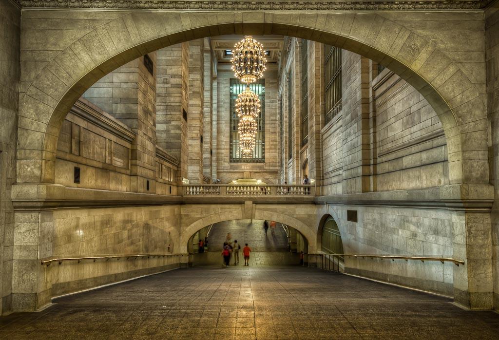Grand   Central Station, Manhattan, New York