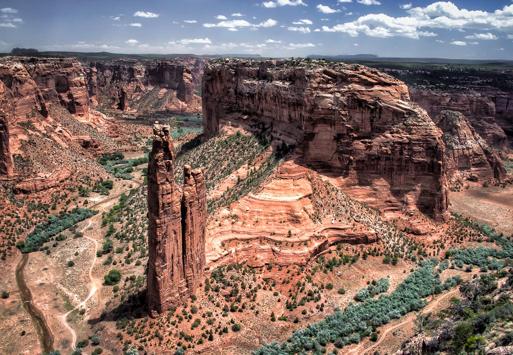 Canyon   de Chelly National Monument, Navajo Nation, Arizona