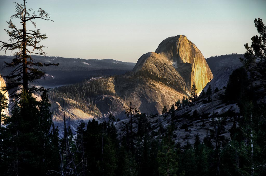 Olmsted   Point, Yosemite National Park, California
