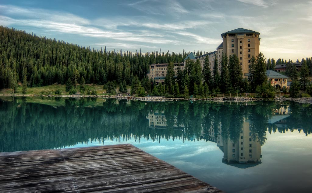 Chateau   Lake Louise, Banff National Park, Alberta, Canada