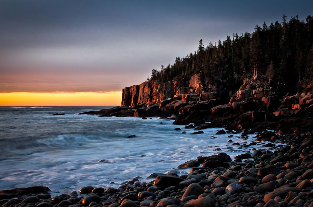 Otter   Beach, Acadia National Park, Bar Harbor, Maine