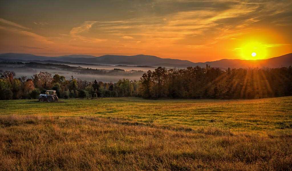 Pudding   Hill Road, Lyndonville Vermont