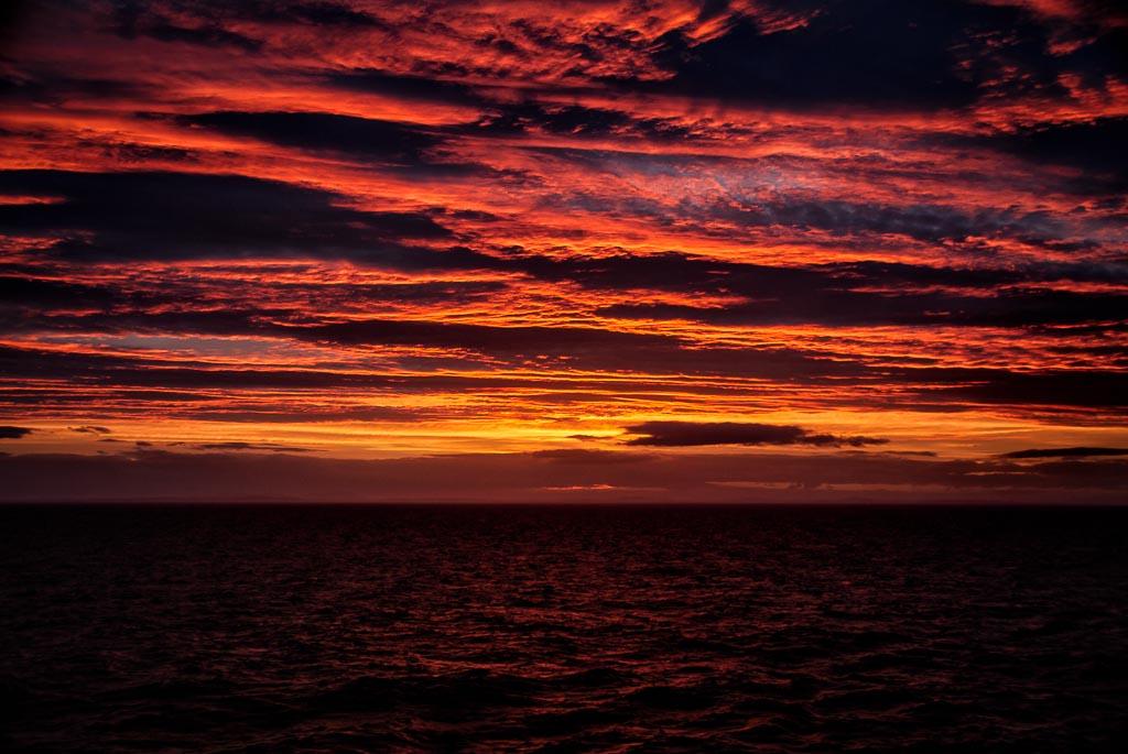 North Sea, Scotland