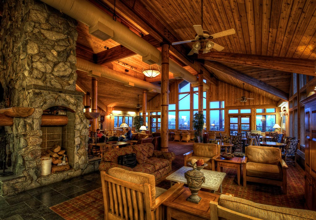 McKinley   Lodge, Alaska