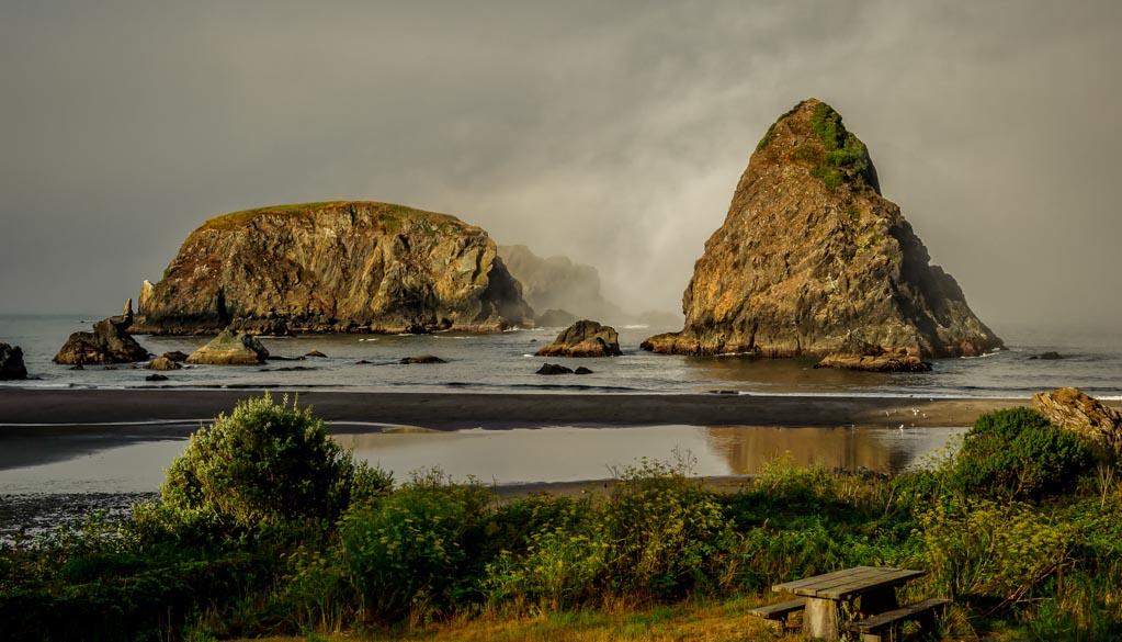 Whaleshead Beach, Brookings, Oregon