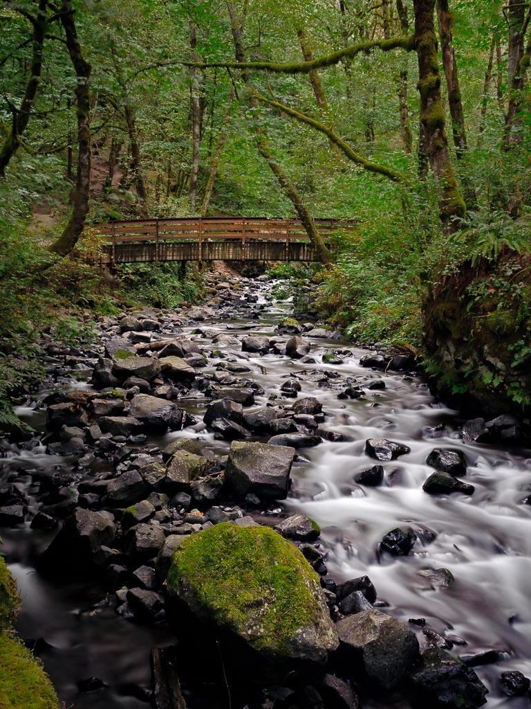 Bridal Veil Falls, Columbian Gorge, Oregon