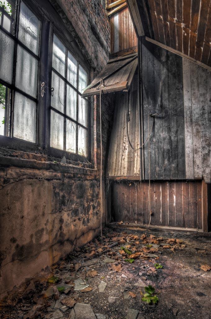 Lonaconing Silk Mill, Lonaconing, Maryland