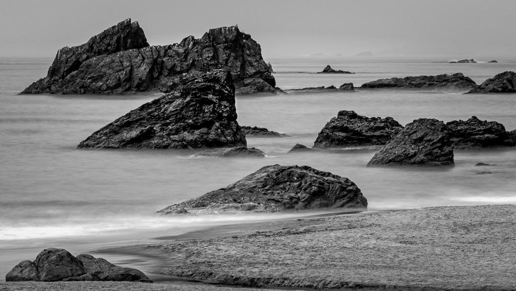 Harris Beach, Brookings, Oregon
