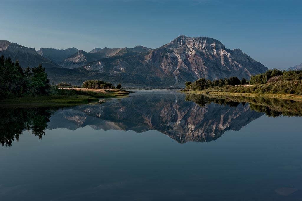 Lower Waterton Lake, Waterton National Park, Waterton, Alberta