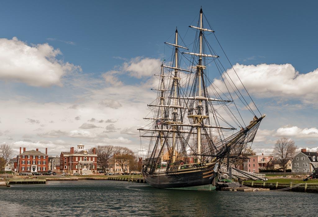 Salem Maritime National Historic Site, Salem, Massachusetts