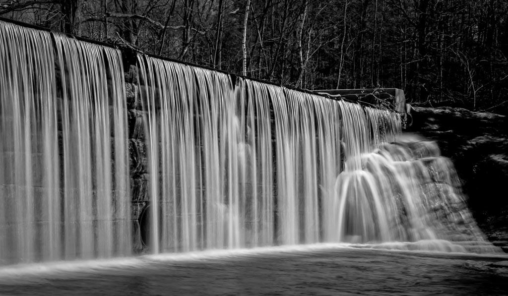 Blackberry Falls, Beckley Furnace, East Canaan, Connecticut