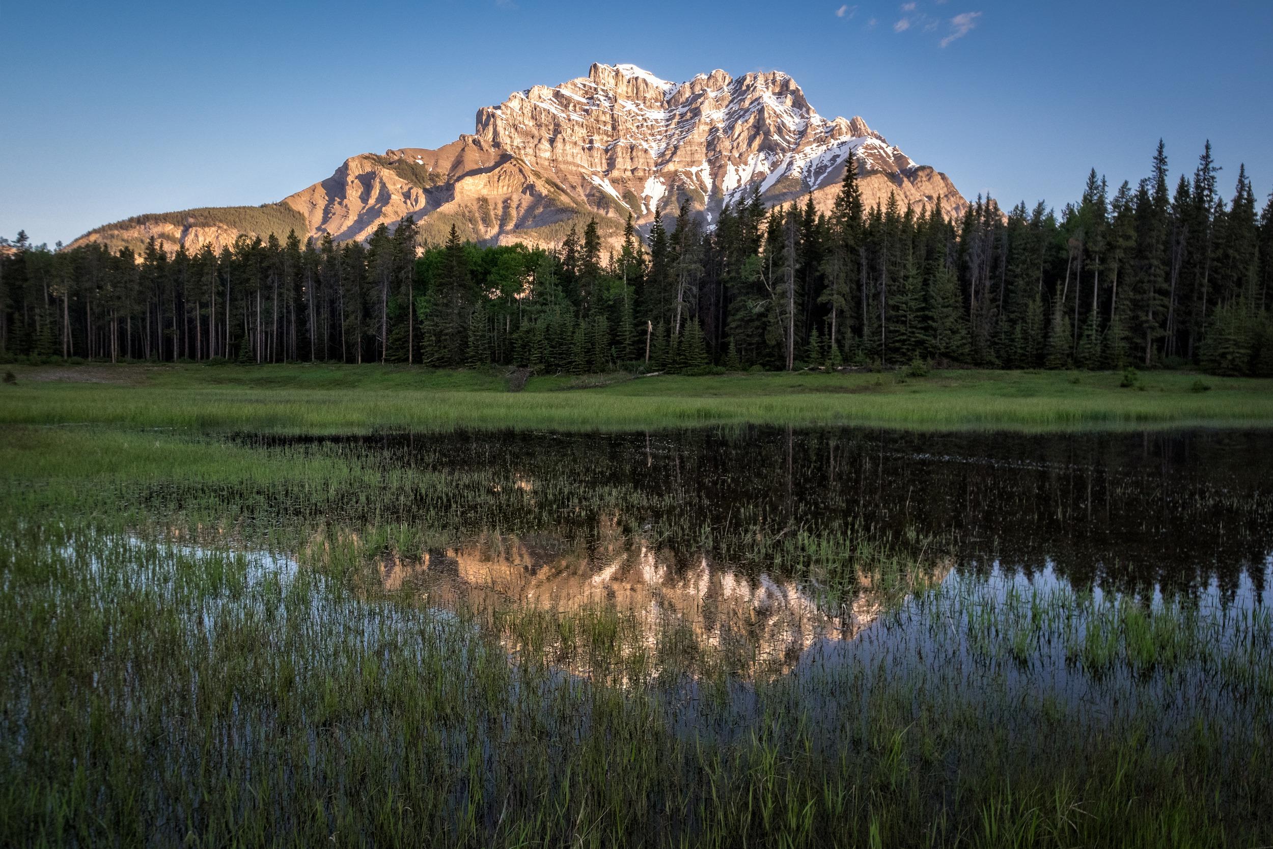 Mount Norquay, Banff National Park, Alberta