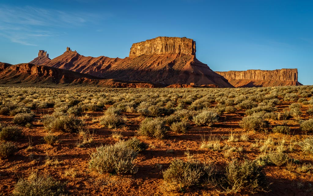 The Priest and the Nuns, Colorado River Scenic Byway, Moab, Utah