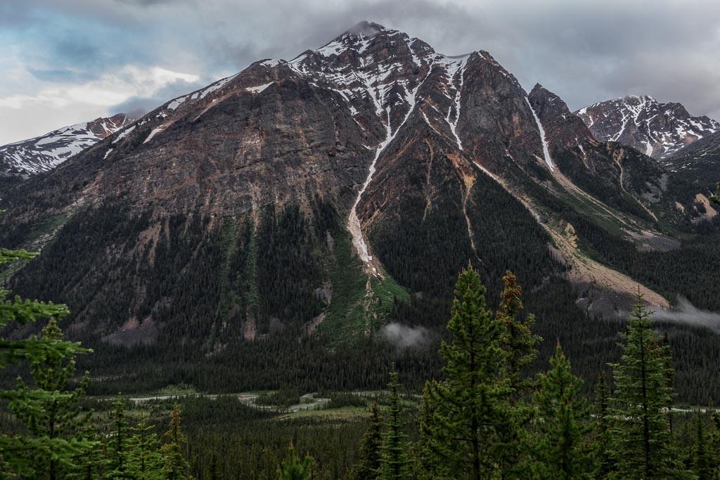 Sorrow Peak, Edith Cavell Road, Jasper National Park, Alberta, Canada
