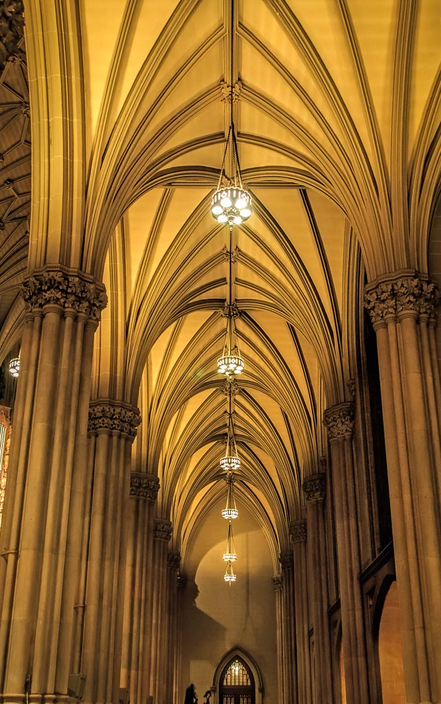 St Patrick's Cathedral, Manhattan, New York
