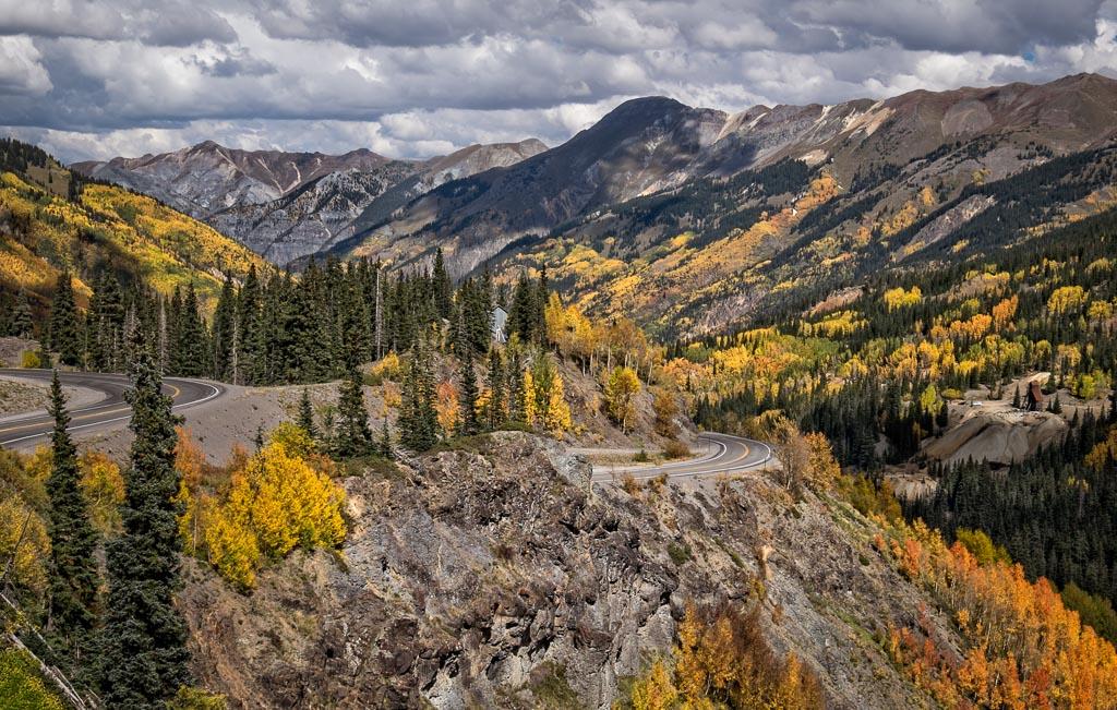North of Silverton, San Juan Mountains, Colorado