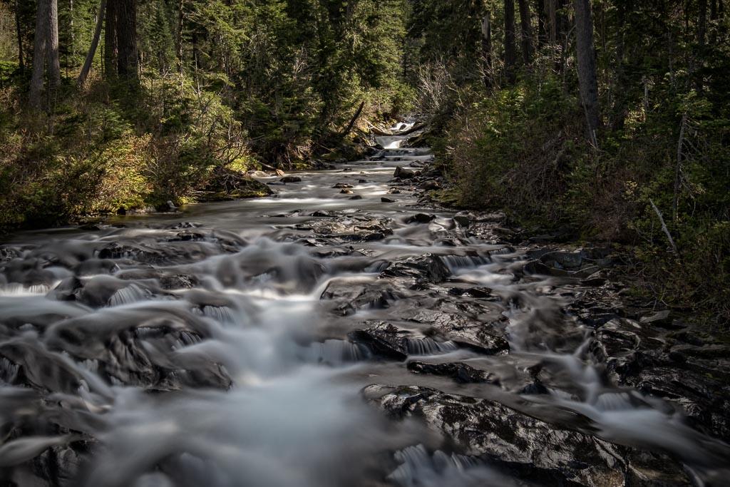 Narada Falls, Mount Rainier National Park, Washingtom