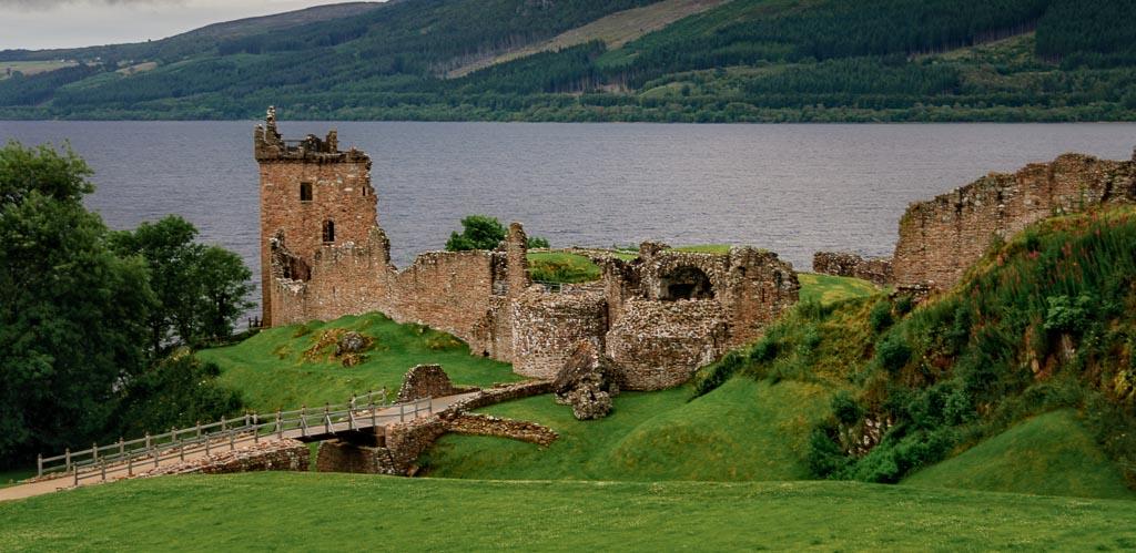 Urquhart Castle, Loch Ness, Inverness-Shire, Scotland