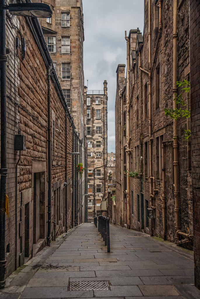 Back Alley Redo