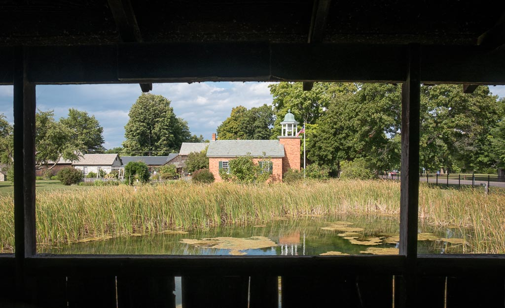 Museum Covered Bridge
