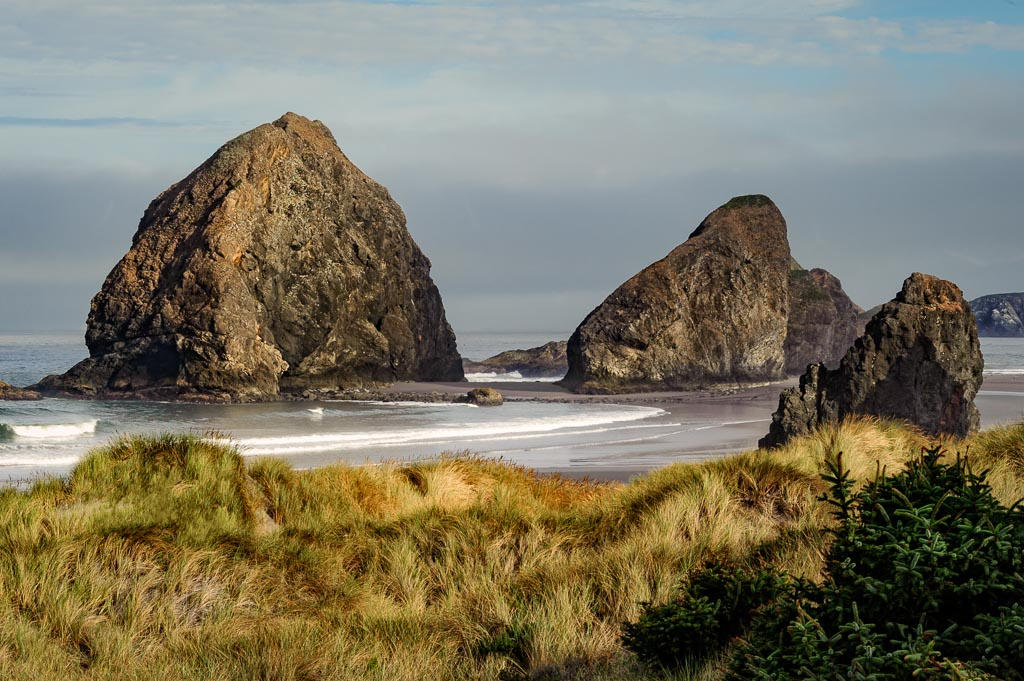 Coastal Stacks