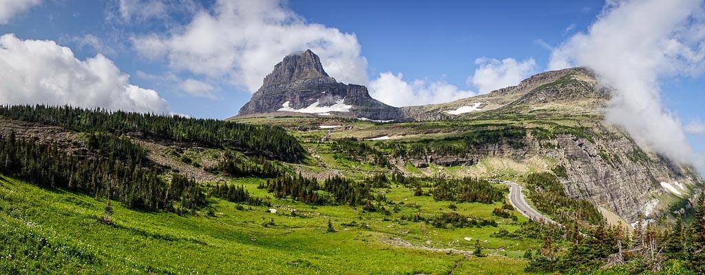 Reynolds Mountain Panorama